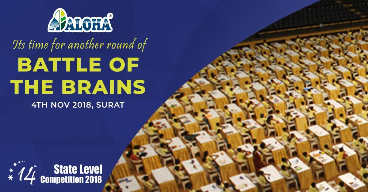 Olimpiada Brainy w Indiach
